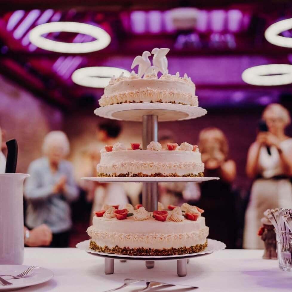 Tipps freie Trauung Torte Ideen