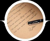 einzigartige Rede für eine freie Trauung schreiben lassen