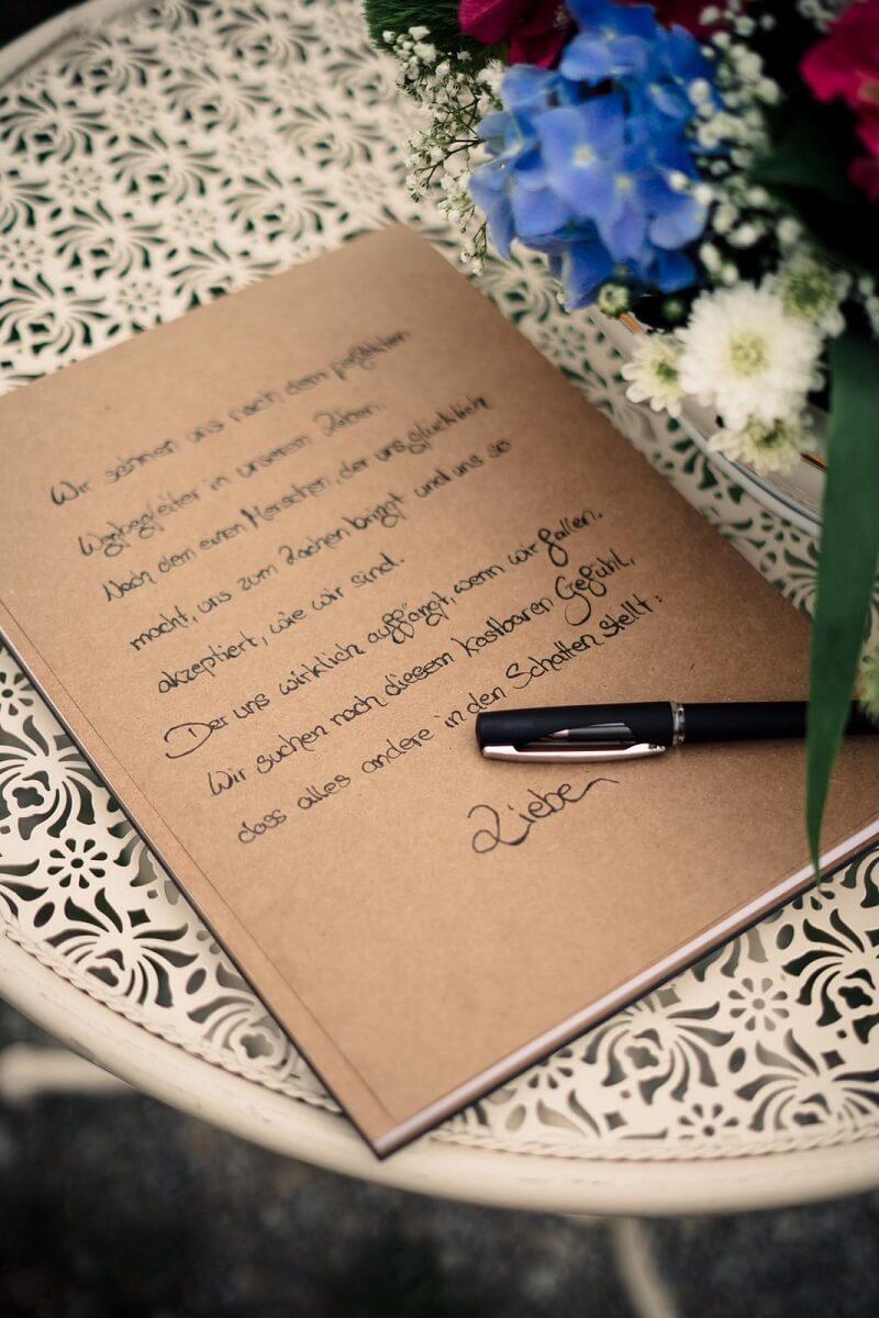 Die Erneuerung des Eheversprechens